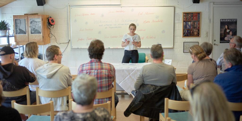 Geijerskolan Humanistisk-samhällsvetenskaplig linje