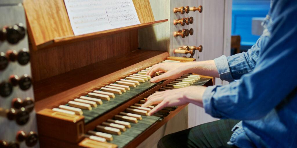 Geijerskolan Förberedande kyrkomusikerutbildning