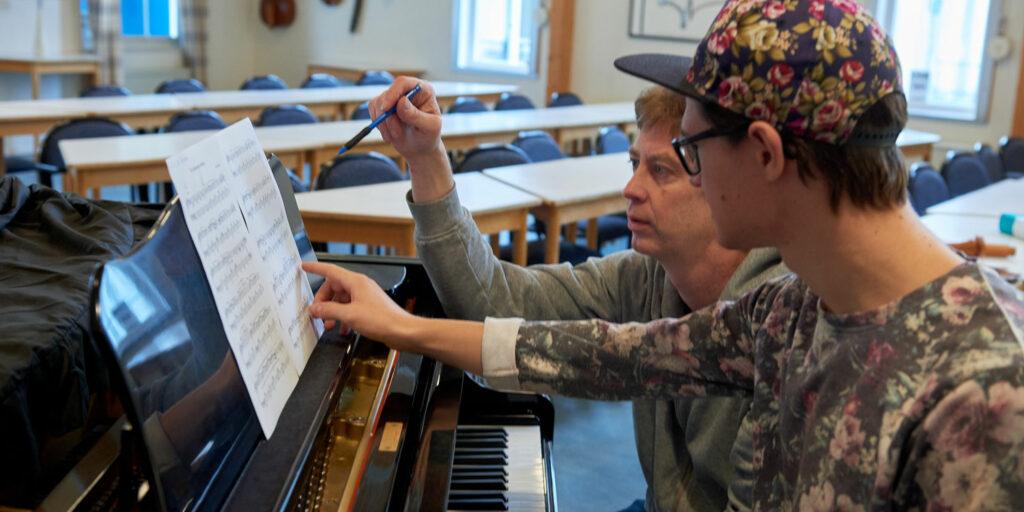 Geijerskolan Kompositionslinje