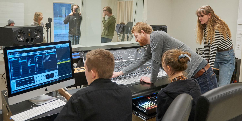 Geijerskolan Musikproducentlinjen