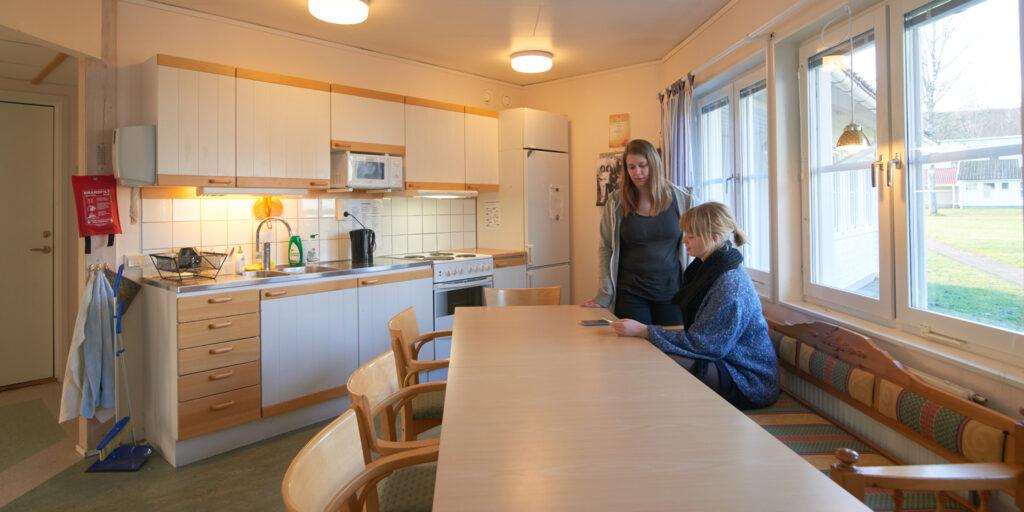 Geijerskolan boende - Ceciliagåden