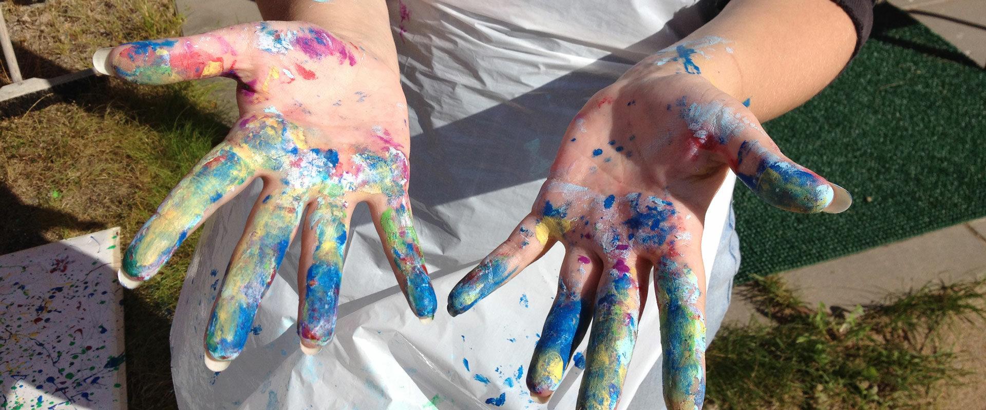 Geijerskolan - Kreativitet